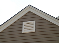 Square Gable Vent 15
