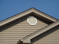 Octagon Gable Vent 16