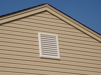 Rectangle Gable Vent 24