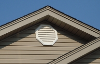 Octagon Gable Vent 30