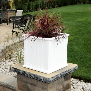 Cape Cod Patio Planter 20