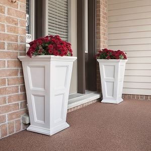 Fairfield Tall Planter 28