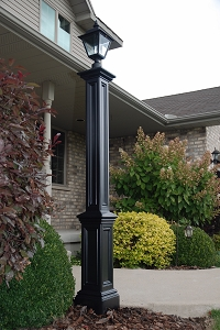 Signature Lamp Post