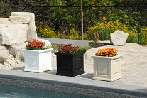 Nantucket Patio Planter 16