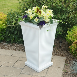 Wellington Tall Planter 28