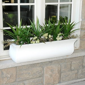 Valencia 3FT Window Box Planter