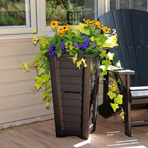 Lakeland Tall Planter 28